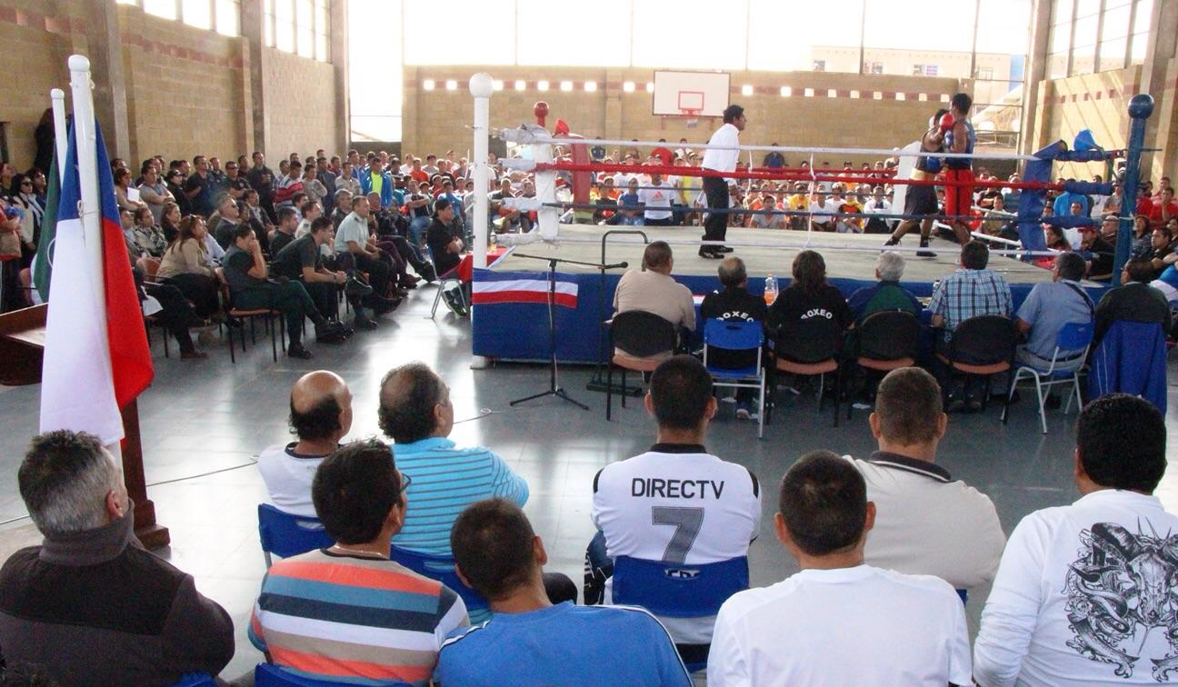 Primer Taller de Boxeo Finalizó con Apasionante Jornada en Complejo Penitenciario de Acha