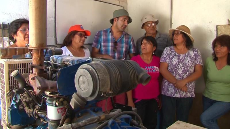 Chitita Cambia su Historia: Pobladores Aprovechan la Energía Solar
