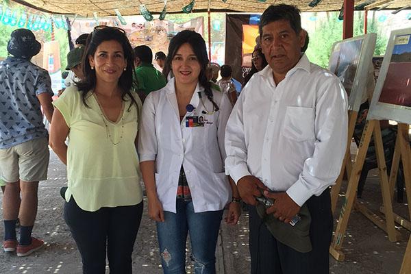Intendenta medico alcalde