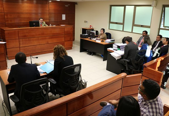 Audiencia Arica