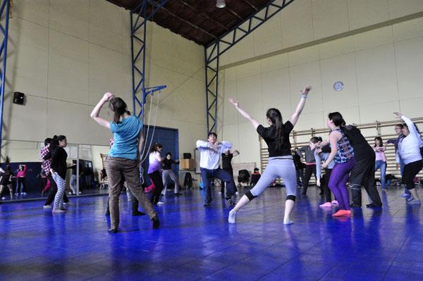 Taller Bailando aprendo 01