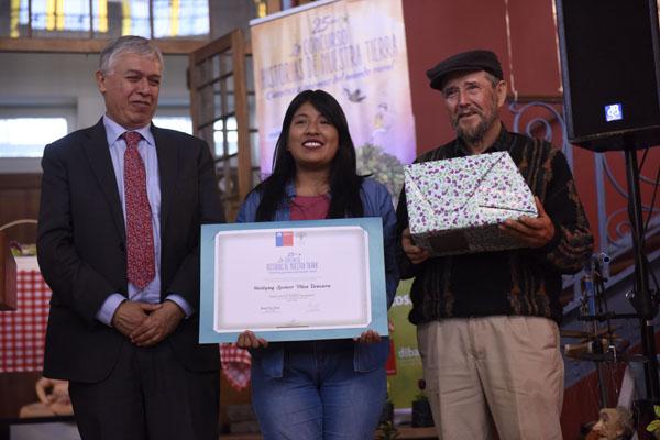 Hailyng Vilca, Poesía Rural, Pueblos Originarios, Arica y Parinacota