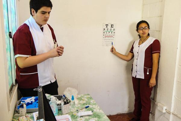 1610 Unidad de Atención Primaria Oftalmológica realiza operativo para mujeres de la región_2