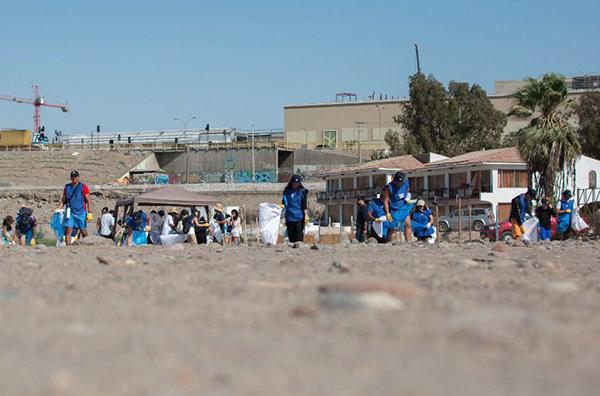 Voluntarios por el Océano - Arica (10)