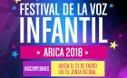 afiche festival de la voz