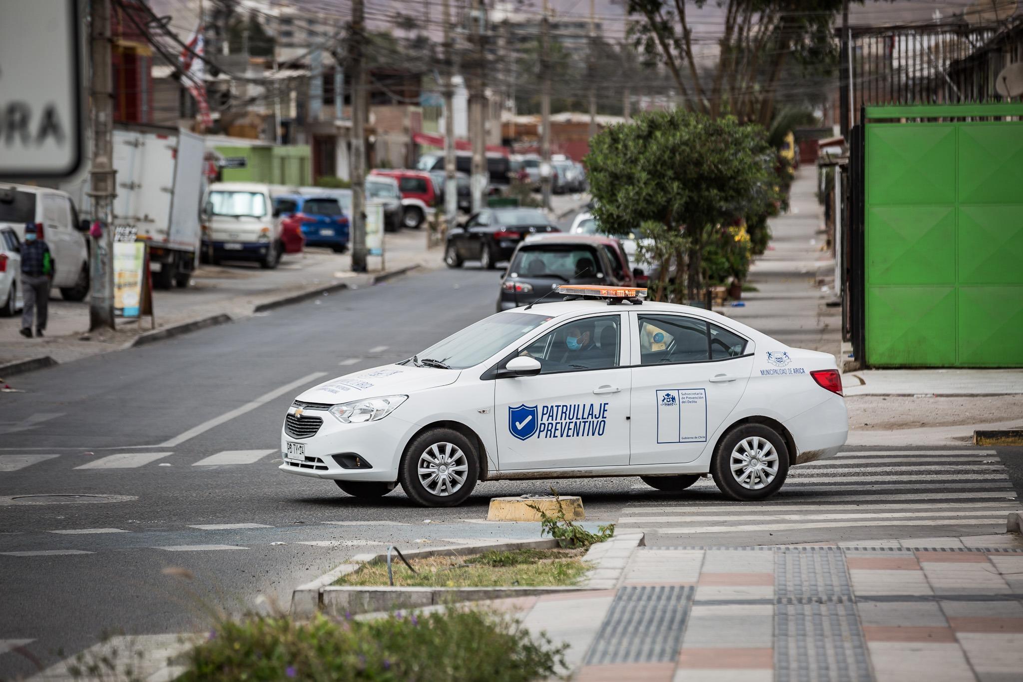 Arica al día – Más de 600 Procedimientos Llevan los Patrullajes Preventivos Municipales a A los Meses de su Puesta en Parcha