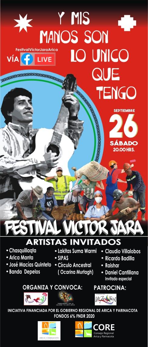 Evento Victor Jara